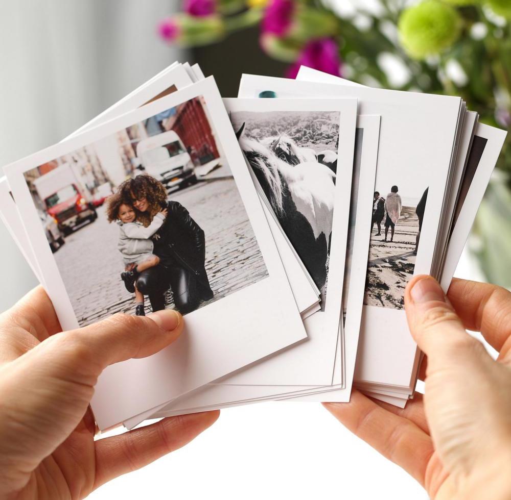 Распечатать фотографии недорого спб